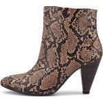 Tamaris Trend-Stiefelette python Damen
