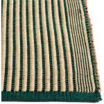 Grüne Hay Jute-Teppiche