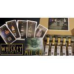 "Tasting Box""Good Night Folks 2017"" mit 5 Whisky Tasting Samples aus Islay, Irland und Kanada Plus Musik CD der Good Night Folks - Dockside Bar"