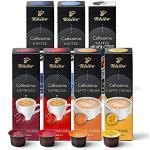 Tchibo Cafissimo Probierset Caffè Crema, Espresso, Kaffee 70 Stück (7 x 10 Kapseln)