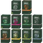 Tchibo Pure Tee Tea Selection 10 verschiedene Sorten