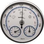 Technoline Barometer WA3090 Gehäuse silber (GLO715050323)