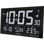 Technoline WS 8007 Funkwanduhr digital Datum