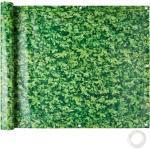 Grüner tectake Sichtschutz