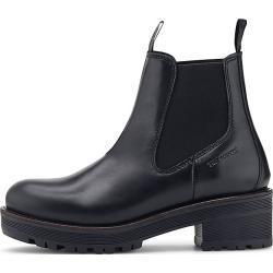Ten Points Chelsea-Boots CLARISSE schwarz Damen