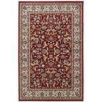 Teppich, Excellent 804, Sehrazat, rechteckig, Höhe 11 mm, maschinell gewebt rot Gewebte Teppiche Orientteppich