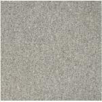 Teppichfliese Largo grau 50x50 cm