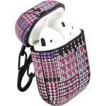 Terratec Kopfhörer-Schutzhülle »AirBox - Airpods Kopfhörer Schutzhülle, Case, Cover, Hülle, Etui«, bunt, farbiges Design, bunt, Fabric Grain 2