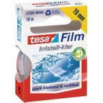tesa tesafilm Kristall-Klar - 10 m x 19 mm - transparent (2,10 € pro 10 m)