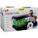 Tetra Starter Line Aquarium schwarz 105L