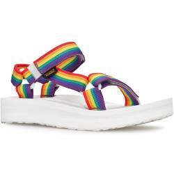 Teva Midform Universal Pride Regenbogen bunt Sandale Damen