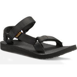 Teva Sandale Original Universal schwarz Damen