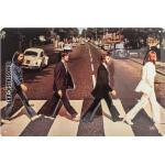 The Beatles - Abbey Road - Blechschild 20x30cm - Nostalgic Art