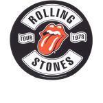 The Rolling Stones - Tour 1978 - Aufnäher -