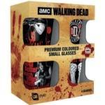 The Walking Dead Daryl Dixon Schnapsgläser Set (4 Stück) (Merchandise)
