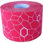 Thera-Band Kinesiology Tape XactStretch, 5 m x 5 cm, pink/weiß