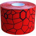 Thera-Band Kinesiology Tape XactStretch, 5 m x 5 cm, rot/schwarz