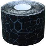Thera-Band Kinesiology Tape XactStretch, 5 m x 5 cm, schwarz/grau
