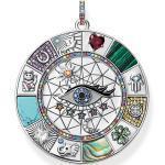 Thomas Sabo Anhänger Amulett Magische Glückssymbole mehrfarbig