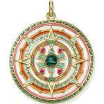 Thomas Sabo Anhänger Amulett mehrfarbig