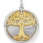 Thomas Sabo Anhänger Tree of Love gold gelbgoldfarben