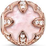 Thomas Sabo Bead Rosa Lotos pink