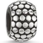 Thomas Sabo Karma Beads - KS0001-585-12 Stopper Silber - Silikon