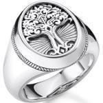 Thomas Sabo Ring Tree of Love silberfarben