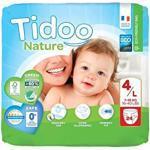 Tidoo Natur G4 Hypoallergene Windeln 7-18kg Stück 24
