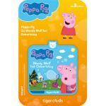 tigercard Peppa Pig: Wendy Wolf hat Geburtstag, orange