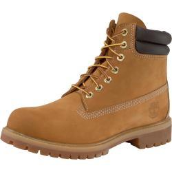 Timberland »6 in Double Collar Boot« Schnürboots Wasserdicht, braun, wheat