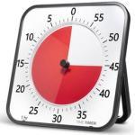 Time-Timer Timer Max 17 Zoll, 43 x 43 cm