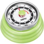 Timer RETRO, grün in grün