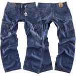 Timezone Herren Relaxed Hose Loose BenitoTZ 3131 Denim Cargo Pants NEW