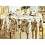 Tisch- und Raumdekoration mit hochwertigem Textildruck Größe 200 (Tischdecke rund ø 150 cm)