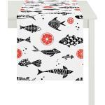 Tischläufer Fische