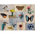 Tischset Collage II (4er-Set)