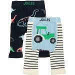 Tom Joule® Kinder-Leggings in Gr. 62/68, blau, junge