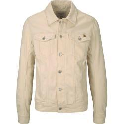 Tom Tailor Denim Herren Jeansjacke, Weiß, Gr.xxl