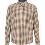 Gelbe Langärmelige Tom Tailor Herrenhemden Übergrößen