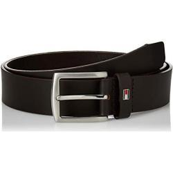 Tommy Hilfiger Herren Gürtel New Denton 3.5 Belt, Braun (TESTA DI MORO 965), 100 cm, E3578A1208965