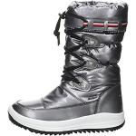 Tommy Hilfiger Mädchen Boots Snow silber Gr. 39