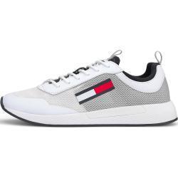 Tommy Jeans Sneaker GRADIENT FLEXI RUNNER weiß Herren