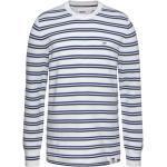 Tommy Jeans Strickpullover »tjm Multistripe Cotton Sweater«, Weiß, White / Multi Ybr