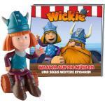 tonies® Wickie – Wasser auf die Mühlen und sechs weitere Episoden, bunt