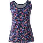 Top, Damen, Größe: XS Normal, Pink, Baumwolle, by Lands' End, Pink Phlox Multi Floral