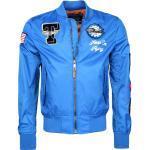 Top Gun Lagune, Textiljacke - Blau - S