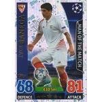 Topps Champions League Match Attax 15/16 Ever Banega Man Of The Match 2015/2016 Trading Card