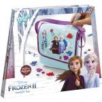 Totum entwerfen Sie Ihre eigene Umhängetasche Frozen 2 22 x 22 cm blau
