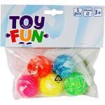 Toy Fun Flummis 5 Stück im Beutel